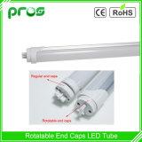 tube de 1.2m T8 DEL, lumière de tube de 18W DEL T8