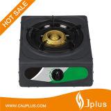 Singolo fornello di gas del bruciatore del ghisa del bruciatore in Bangladesh Jp-Gc101tb