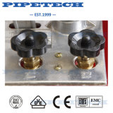 Pomp rp-50 van de Test van Alumium Materiële Draagbare Hand Hydraulische