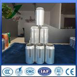 Carbonato de sódio pode personalizado 250ml 330ml 500ml lata vazia