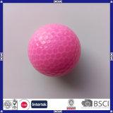 Preiswerter und fördernder rosafarbener Golfball