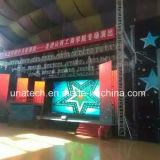 Visualizzazione dell'interno di colore completo del supporto LED della parete di P5 SMD per la pubblicità/promozione