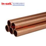 Stahlrohre, kupferne Rohre, Edelstahl-Rohre