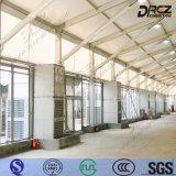 Unidad al aire libre de la refrigeración por aire del alto rendimiento para la tienda de cristal de Walll