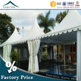 Wooden Floorの内蒙古Circus 5X5m Pagoda Marquee Tent