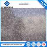 Глянцевый цветовой окраски камня мрамора зерна из алюминия для катушки наружные защитные элементы украшения