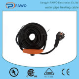 De Waterpijp van pvc Waterproof Heating Cable 220V met energie-Saving Thermostat