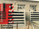 Гальванизированная стальная панель /Fencing пер /Fence барьеров /Cattle овец с петлями