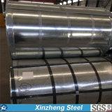 Folha de aço galvanizado médios quente na bobina/ bobina de aço galvanizado