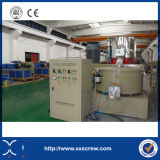 300~600 Kg/h de PVC de alta velocidad automática máquina mezcladora