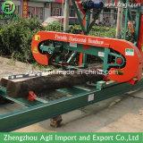 ディーゼル力の堅材の切断の販売のための木製の製材所機械