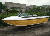 Beau bateau en aluminium Of1-19