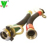 Percer le vibreur d'utiliser les flexibles hydrauliques de l'API en spirale 7K Q1 Appareil de forage flexible