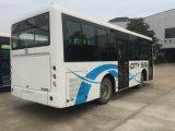 Minibus van de Vloer van de Bussen van het Type van Openbaar Vervoer van de dieselmotor de Interlokale Lage