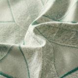 印刷されたMicrofiberセット3部分の羽毛布団カバー寝具