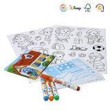 Livre de coloration drôle d'enfants (AC-003)