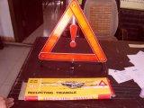 Roadsafe 교통 안전 반사체 차 LED 경고 삼각형