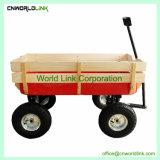 150kgs子供のための木ワゴン浜のカート