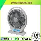 Plastikstandplatz-Ventilator Australien-SAA 16inch mit starkem Luftstrom