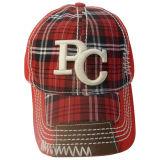 6 gorras de béisbol lavadas el panel (6PWS1233)