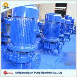 Isg Series Centrífuga de alta pressão vertical Water Inline Pipeline Pump