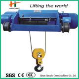 Élévateur électrique de câble métallique d'espace libre inférieur pour la vente