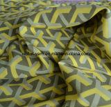 Jacquard Printed Chiffon Dresses Chiffon Tecido para Vestido / Roupa / Hood