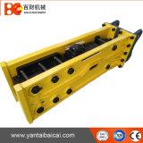 Ylb1650 верхней части гидравлического экскаватора типа молотка