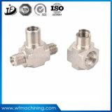 China Usinagem CNC de Fábrica/Aço/alumínio/Manga de Camisa de Cilindro de forjamento de latão para parte da máquina