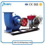 preço de fábrica com Motor a Gasolina de Baixa Pressão da Bomba de Fluxo de mistura para a irrigação