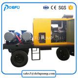 Venda de bens móveis do motor diesel da bomba de fluxo de mistura para a irrigação de terras agrícolas