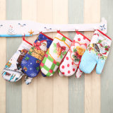 Рождество микроволновой короткого замыкания блока 2 устанавливает Рождество перчатки и коврик