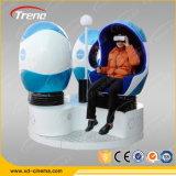 3 le simulateur bleu le plus attrayant de réalité virtuelle des sièges 9d