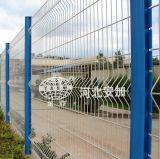 Le PVC d'approvisionnement d'usine a enduit la frontière de sécurité soudée par garantie