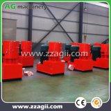 Certificação Ce Palha Flat Die moinho de péletes serradura de biomassa para venda