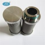 스테인리스 소결된 필터 물자를 가진 기름 필터 카트리지 (P-GS 04/20)