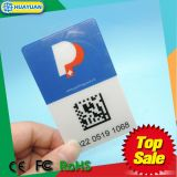 EPC Gen 2 RFID H3 지능적인 바람막이 유리 UHF 주차 카드