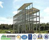 Construcción de viviendas de la estructura de acero