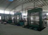 máquina caliente de la prensa de los 4X8FT para las fábricas de la madera contrachapada