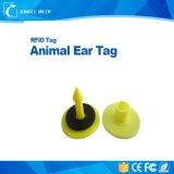 識別を追跡している動物のためのEm4305 TPU RFIDの耳札