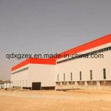 Vorfabriziertes Haus für Stahlkonstruktion-Ziegelstein-und Fliese-Pflanze