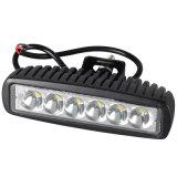 precio de fábrica resistente al agua nuevo 10-30V de la barra de luz LED de trabajo