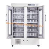 Frigorifero del surgelatore della cassa del congelatore ad aria compressa di grado 568L del Ce -40