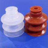 Изготовленный на заказ чашки всасывания силиконовой резины OEM с высоким качеством