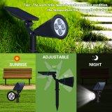 Luz de Rua LED solares com boa qualidade para a pista Garden Home