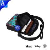 Через плечо сумка вертикальной Messenger сумки подушки безопасности со стороны девочек