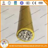 Xhhw-2 kabel, de UL Vermelde Draad van de Bouw, 600V Draad van de Bouw van het Aluminium xhhw-2 Kabel 1/0AWG UL44