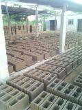 Macchina per fabbricare i mattoni automatica piena di collegamento del blocchetto di Zcjk Qty4-15