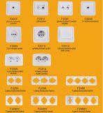 Standard europeo certificato Ce caldo vendendo 1 zoccolo del gruppo (F2010)