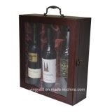 Vitrine van de Wijn van het Ontwerp van de douane de Acryl